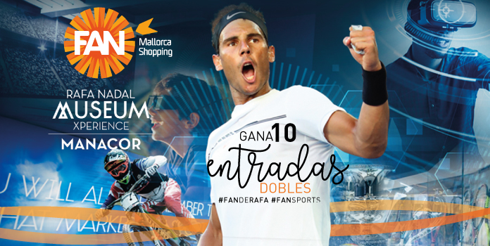 Imagen promocional Rafa Nadal Museum Xperience