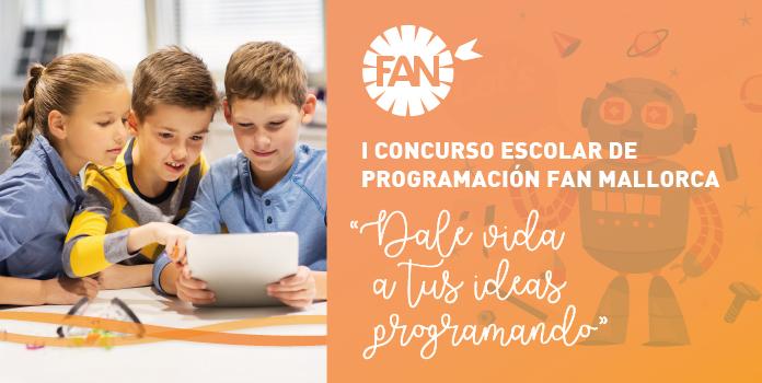 FAN Mallorca Shopping convoca su I Concurso de Programación para jóvenes estudiantes de las Islas Baleares