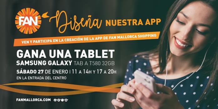 ¡Necesitamos tu ayuda para crear la app de FAN Mallorca Shopping!