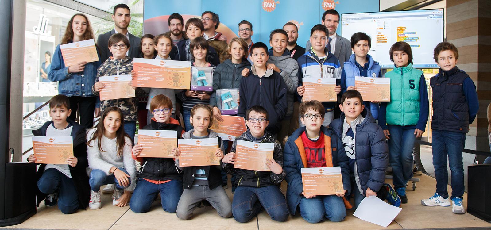 FAN Mallorca Shopping acoge la entrega de premios de su primer Concurso de Innovación