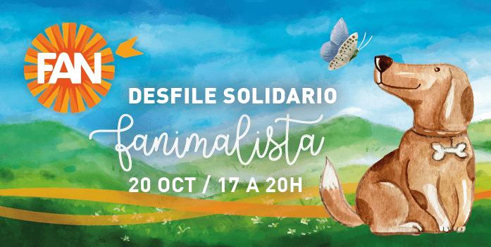 desfile animalista de FAN Mallorca
