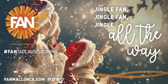 FANtaClausIsComing FAN_Navidad_2018_AGENDA_destacada