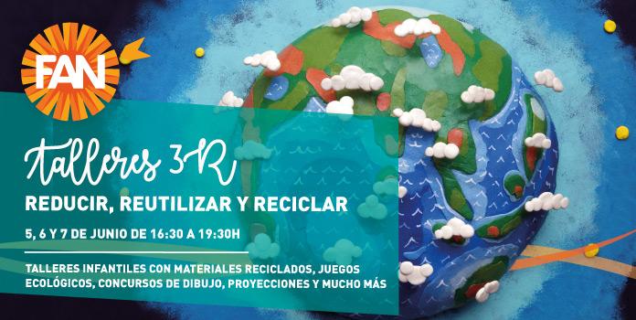 Día Mundial del Medio Ambiente en FAN Mallorca
