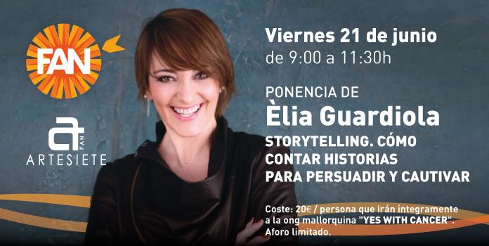 ponencia de Elia Guardiola