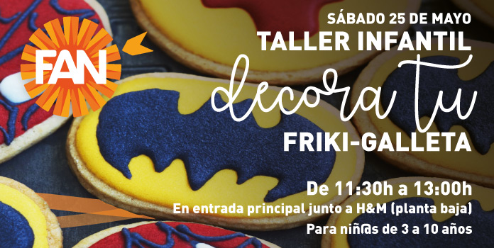FAN_TallerFrikiGalleta_AGENDA_destacado