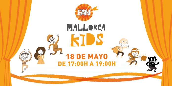 nueva edición deFANkids en FAN Mallorca