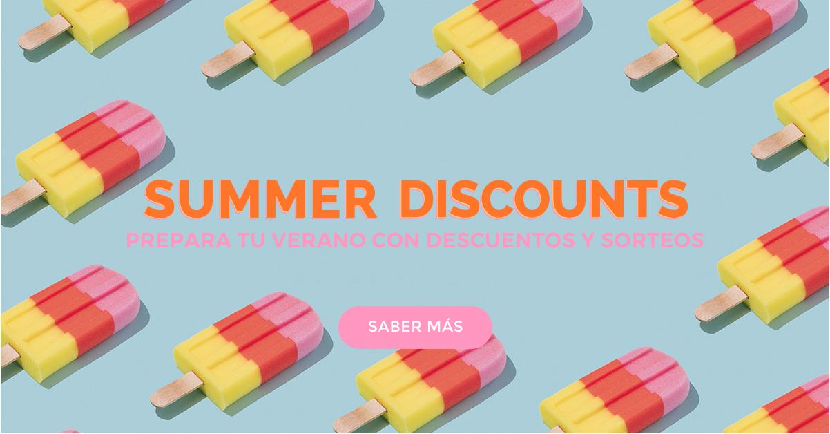 promoción Summer Discounts FAN Mallorca