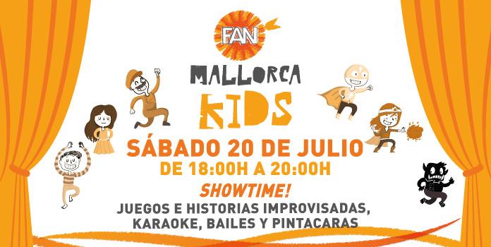 eventoFANkidsen FAN Mallorca