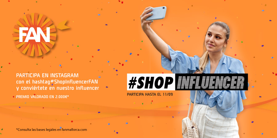 shop influencer FAN Mallorca