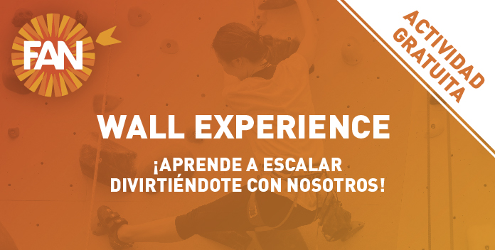 wall experience escalada fan mallorca