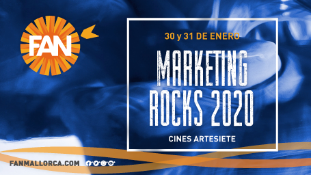 Marketing Rocks en FAN Mallorca