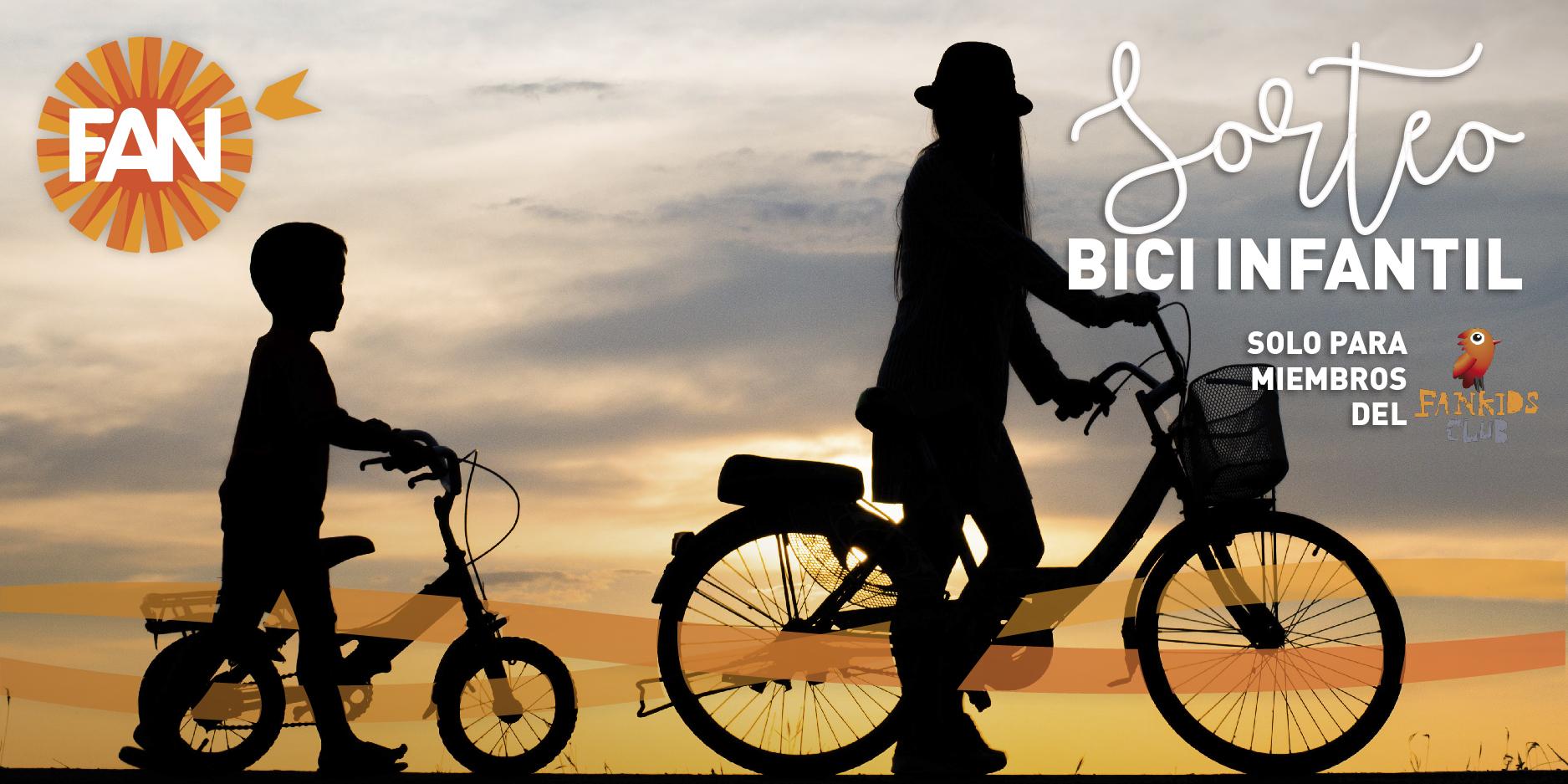 FAN_Concurso Bici Infantil_Destacada agenda