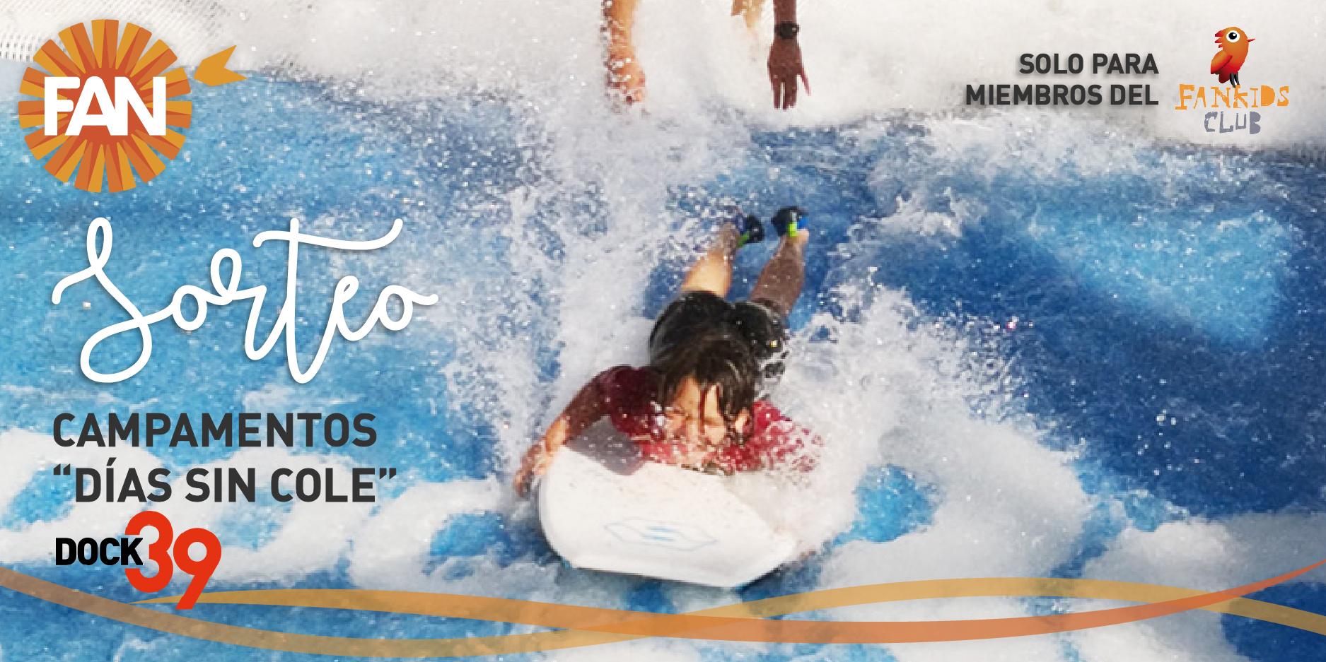 FAN_Sorteo campamentos_Destacada agenda