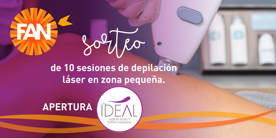 FAN_Sorteo-depilación_IDEAL_AGENDA_DESTACADO
