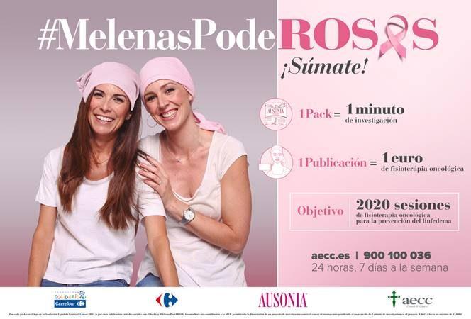 #MelenasPodeRosas